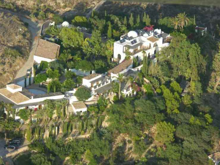 Utopian Retreat Arial View